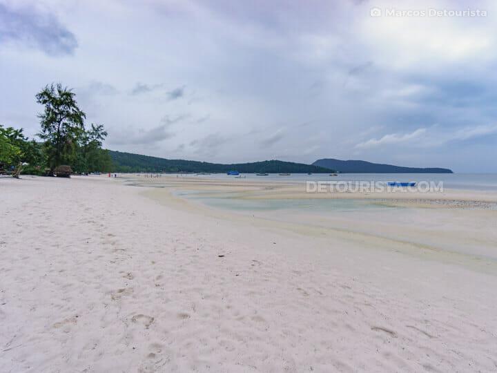 Saracen Bay (The Beach), Koh Rong Samloem