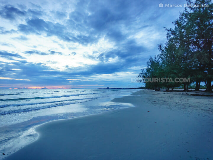 Sihanoukville-Otres Beach