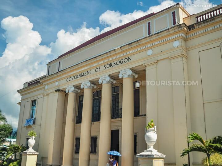 Sorsogon Provincial Capitol, Philippines