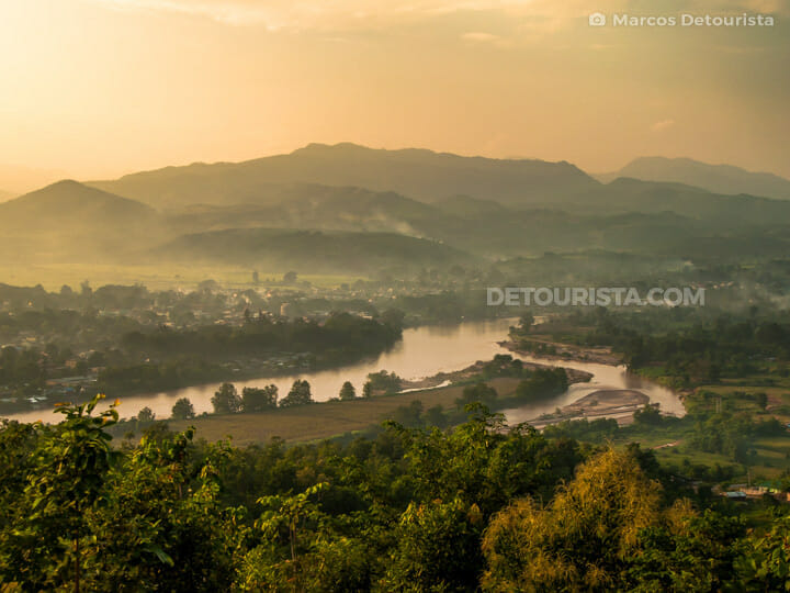 Sunset Hill, Hsipaw