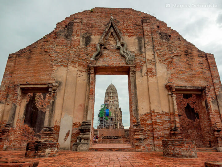 Wat Ratcha Burana, Ayutthaya