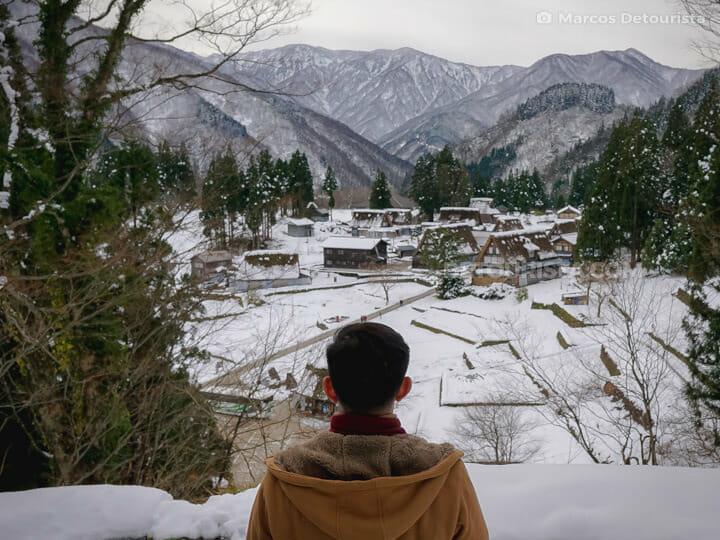 Ainokura village in Gokayama, Toyama, Japan
