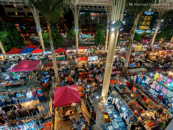 Banzaan Fresh Market, Phuket