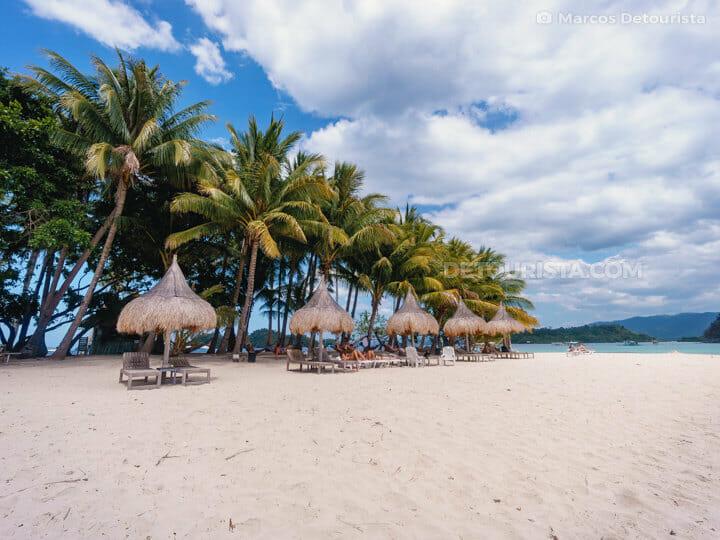 Inaladelan Island, San Vicente, Palawan