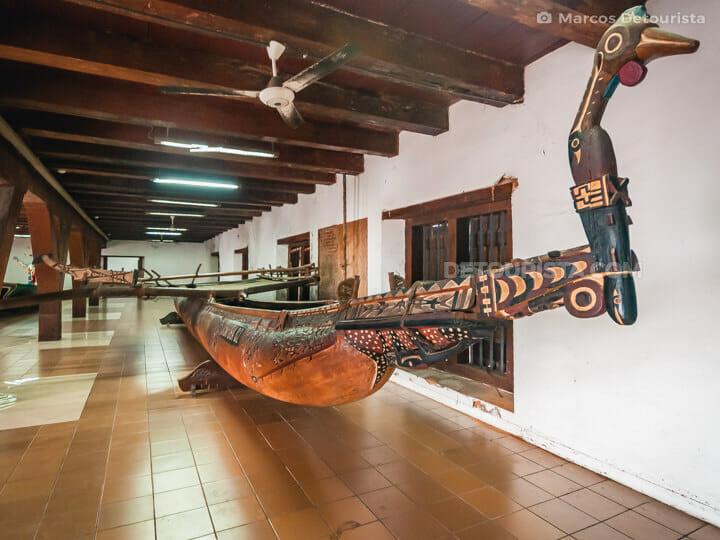 Maritime Museum in Kota Tua (Batavia Old Town), Jakarta, Indonesia