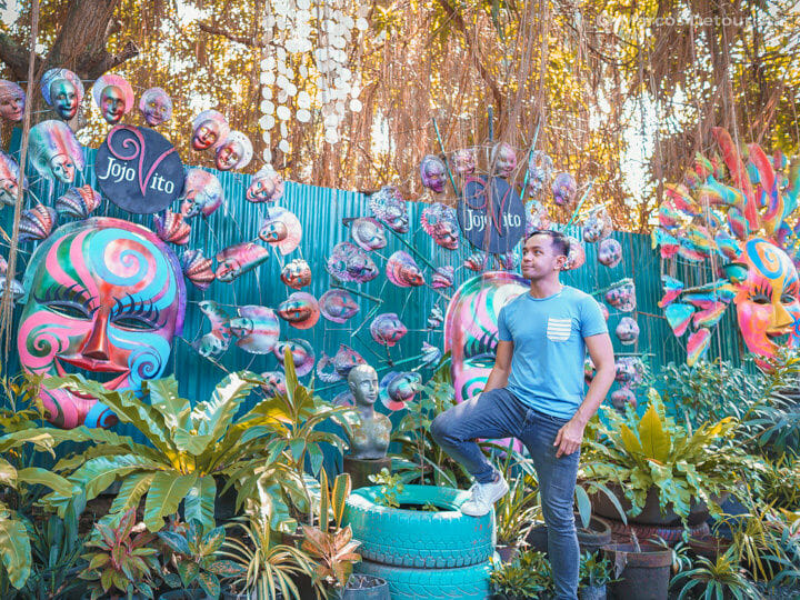 Jojo Vito Designs Gallery and Garden, Bacolod