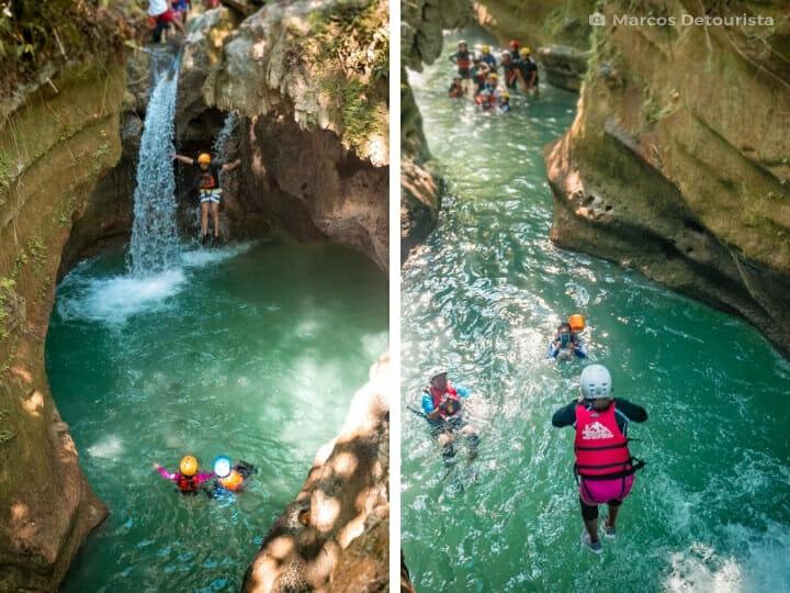 005 Kawasan-Badian Canyoneering in Cebu