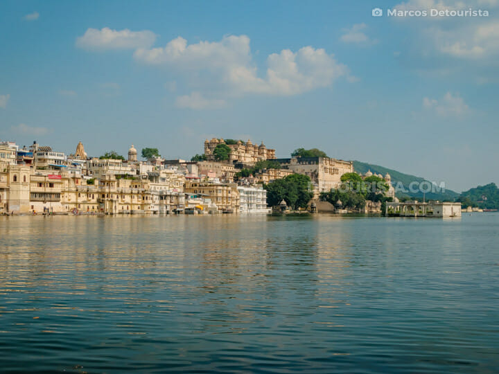 Lake Pichola, India