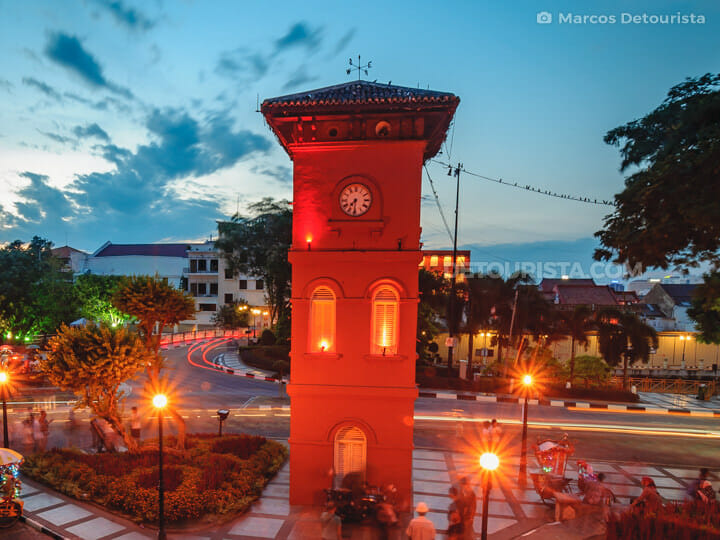 Malacca Clock Tower, Melaka