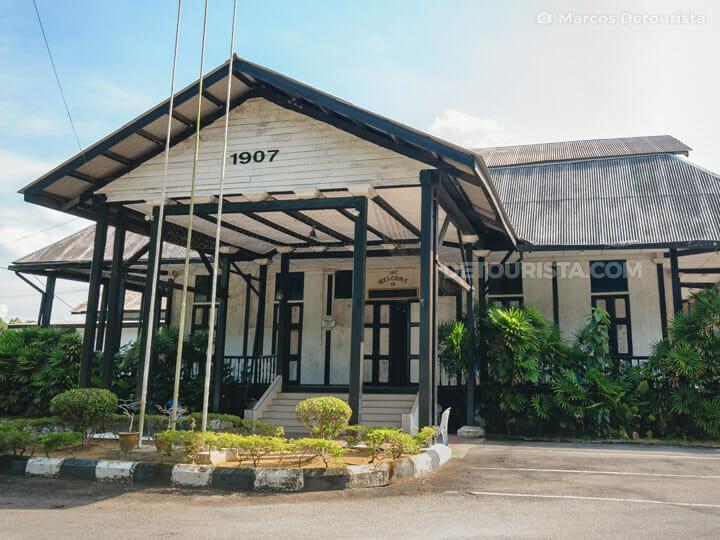 Pahang Club House, Kuala Lipis