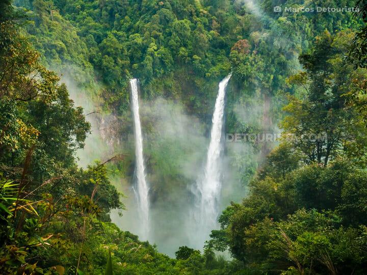 Tat Fane Waterfall