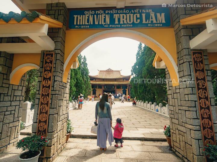 Truc Lam Pagoda (Truc Lam Zen Monastery), Da Lat