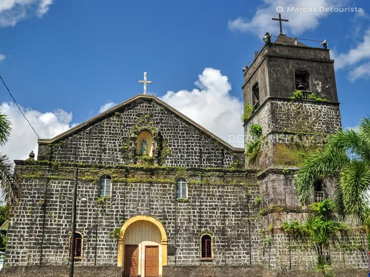 Vinzonz Church, Camarines Norte