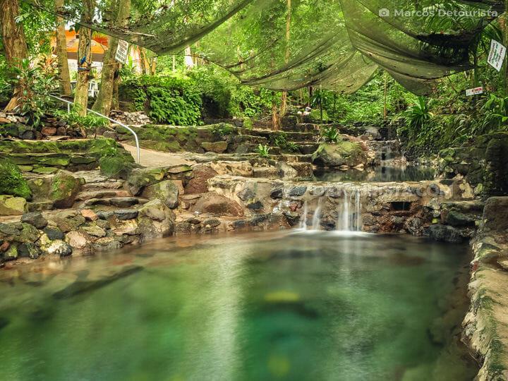 Ardent Hot Springs Resort, Camiguin