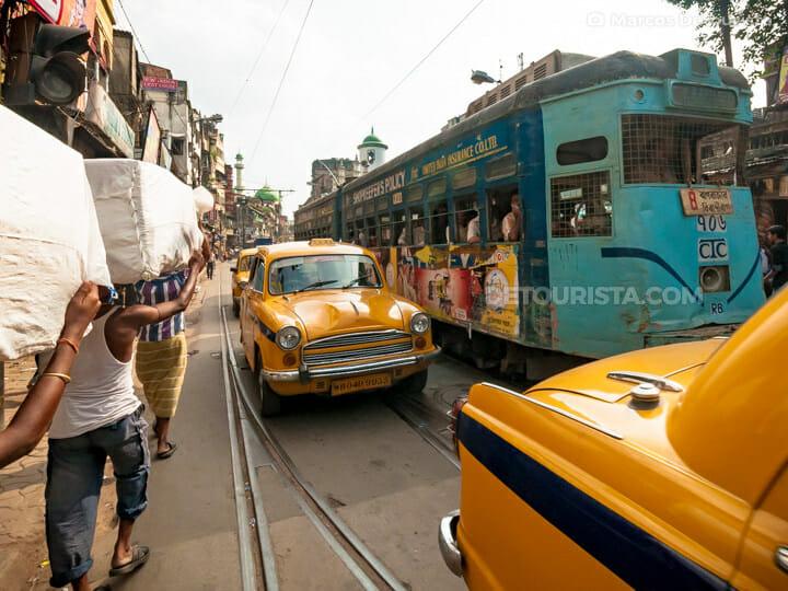 Bara Bazar in Kolkata, India