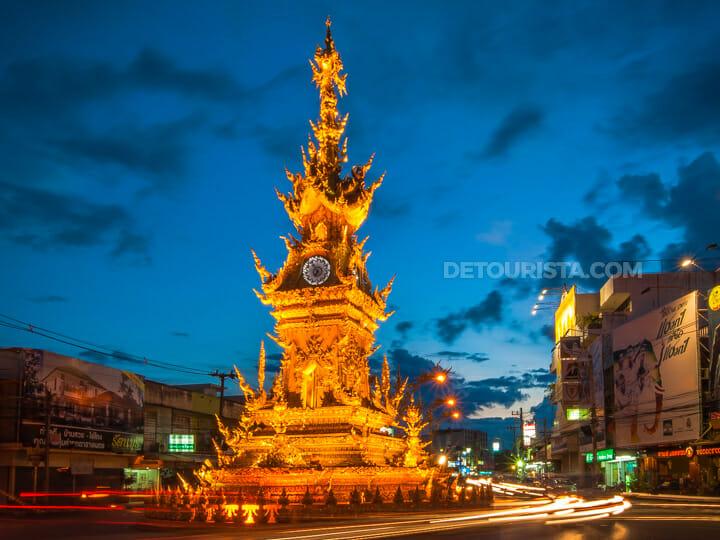 Chiang Rai Clocktower