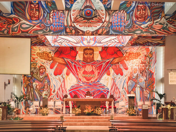 Church of the Angry Christ, Victorias City