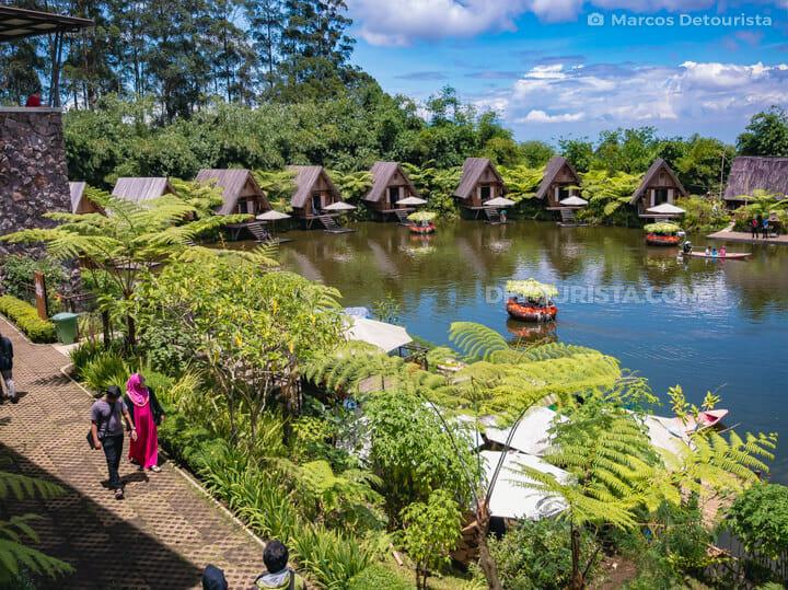 Dusun Bambu in Bandung, Indonesia