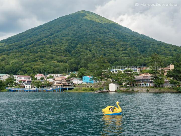 Lake Chuzenji (Chuzenji-ko) Cruise in Nikko, Japan