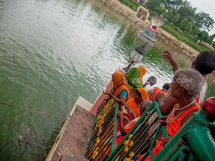 Lake Muchalinda, Bodghaya