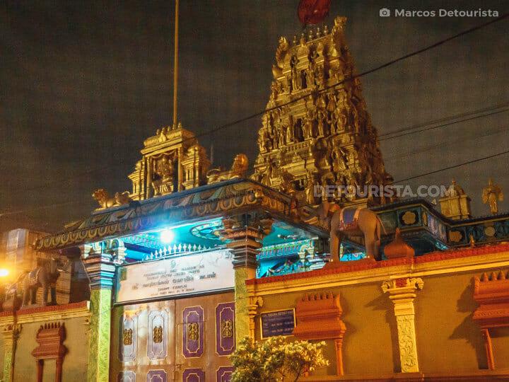Mariamman Hindu Temple, Medan