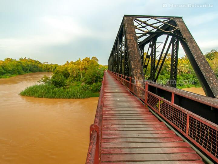 Old Railway Bridge, Kuala Lipis