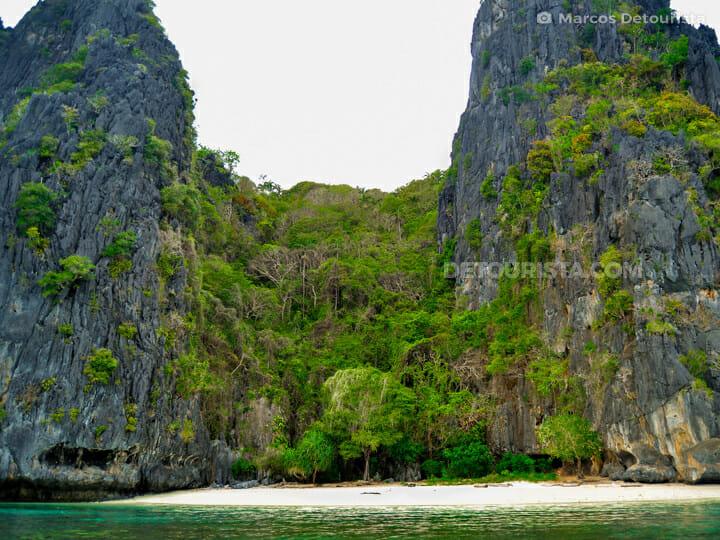 Shimizu Island in El Nido, Palawan, Philippines