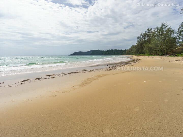 The Twilight Beach, Koh Rong Samloem