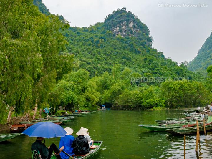 Thung Nham Bird Park & Resort in Ninh Binh, Vietnam