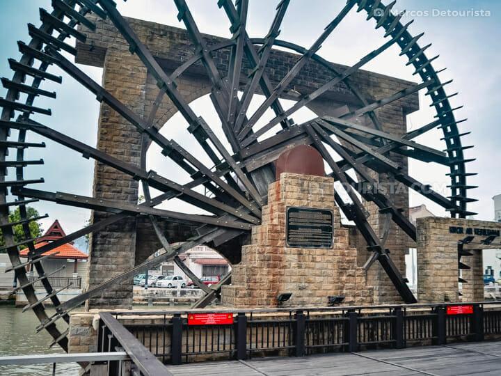 Windmill Dutch Square Melaka, Melaka