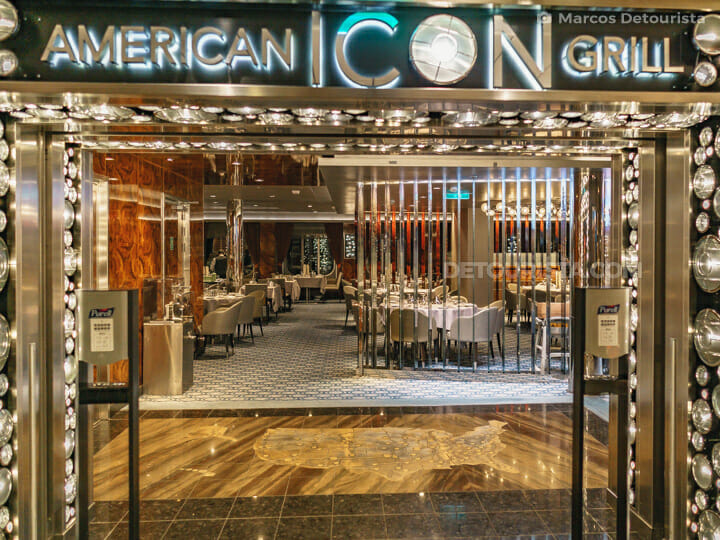 American Icon Grill - Quantum of the Seas by Royal Caribbean