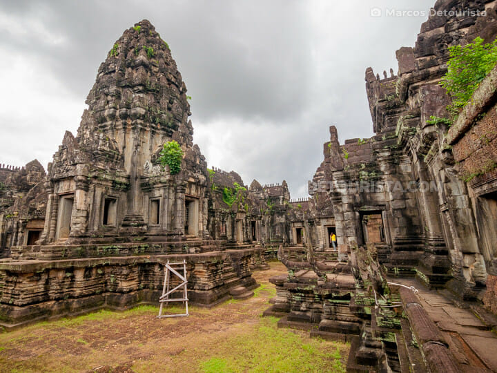 Banteay Samre (temple), in Angkor, Siem Reap, Cambodia
