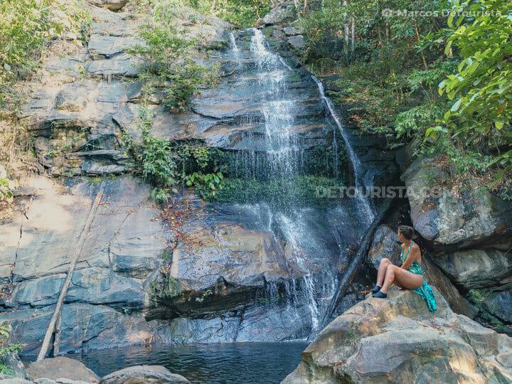 Bigaho Falls, San Vicente, Palawan