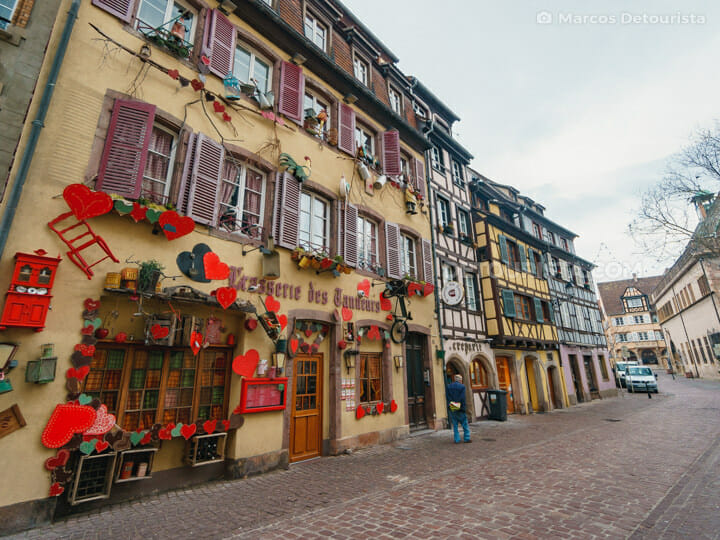 Colmar Old Town, France