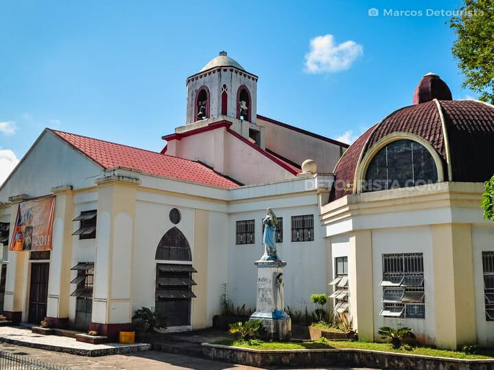 Daet Cathedral, Camarines Norte