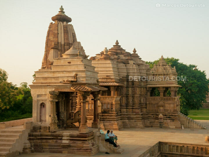 Devi Jagdamba Temple, Khajuraho