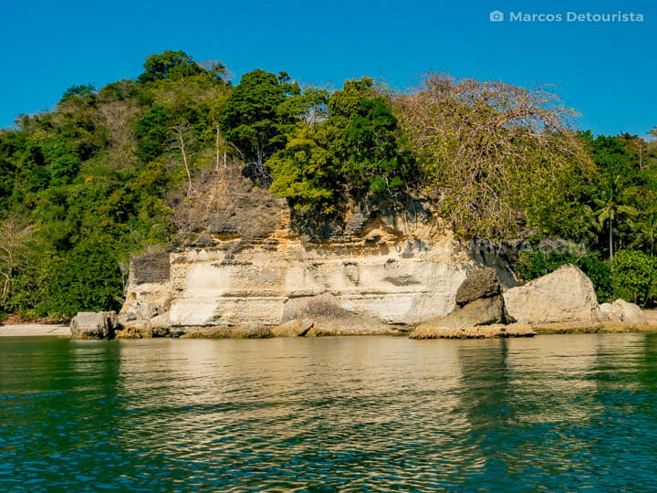 Fairy Castle Rock Formation, Guimaras