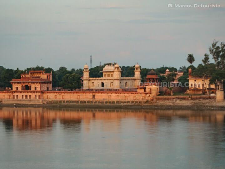 Itimad-ud-Daula Tomb, Agra