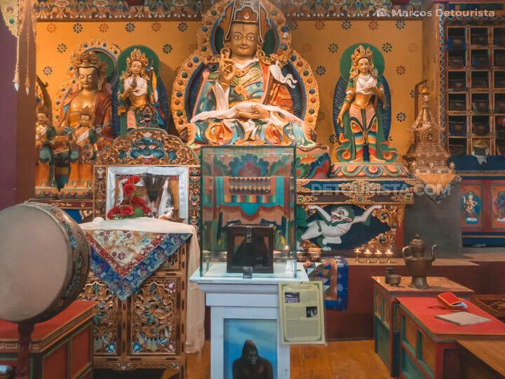 Khumjung Monastery - Yeti Skul