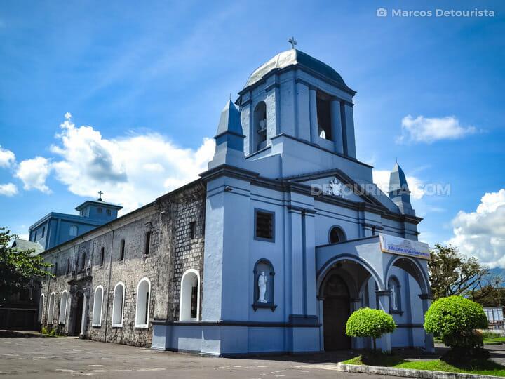 Legazpi Cathedral in Legazpi City, Albay, Philippines