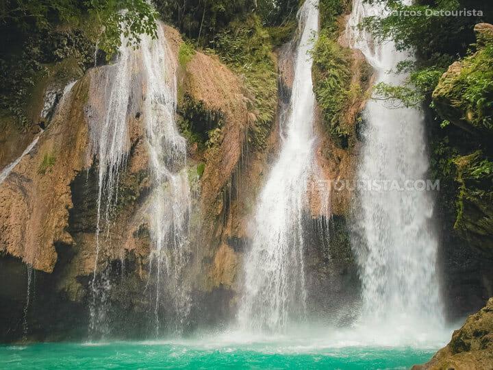 Mag-aso Falls in Kabankalan City