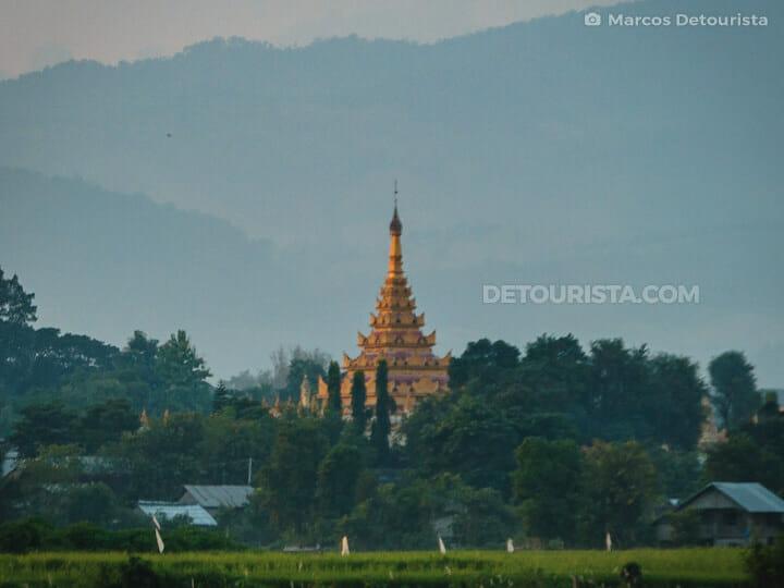 Mahar Myat Muni Temnple, Hsipaw