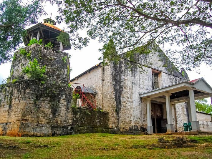 Maria Church, Siquijor