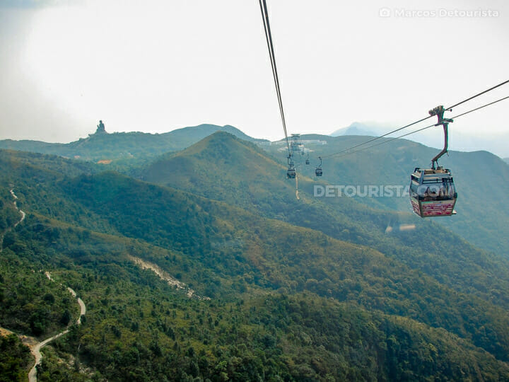 Nong Ping 360 Cable Car