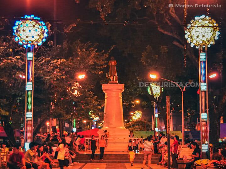 Plaza Divisoria in Cagayan de Oro