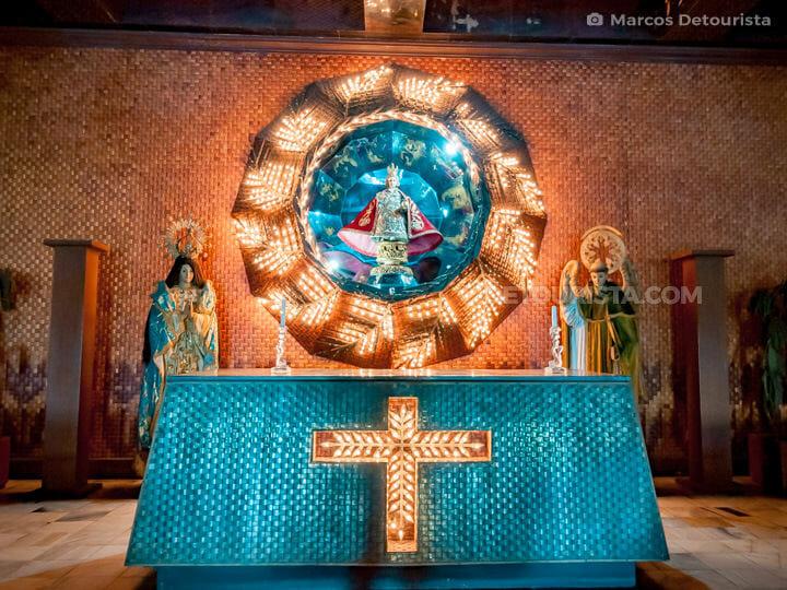 Santo Niño Shrine in Tacloban City, Leyte, Philippines