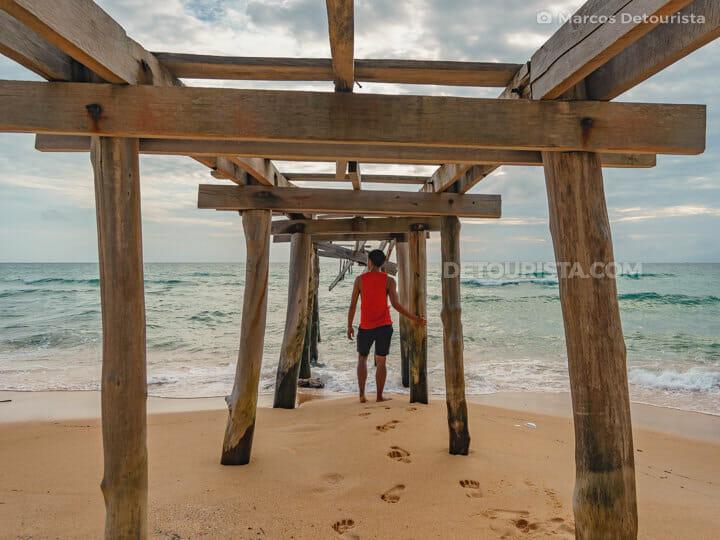 Sunset Beach, Koh Rong Samloem