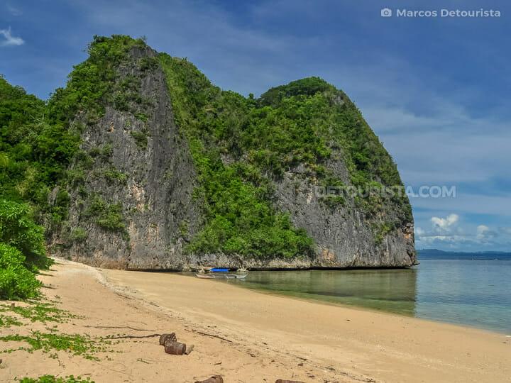 Tayak Beach, Camarines Sur