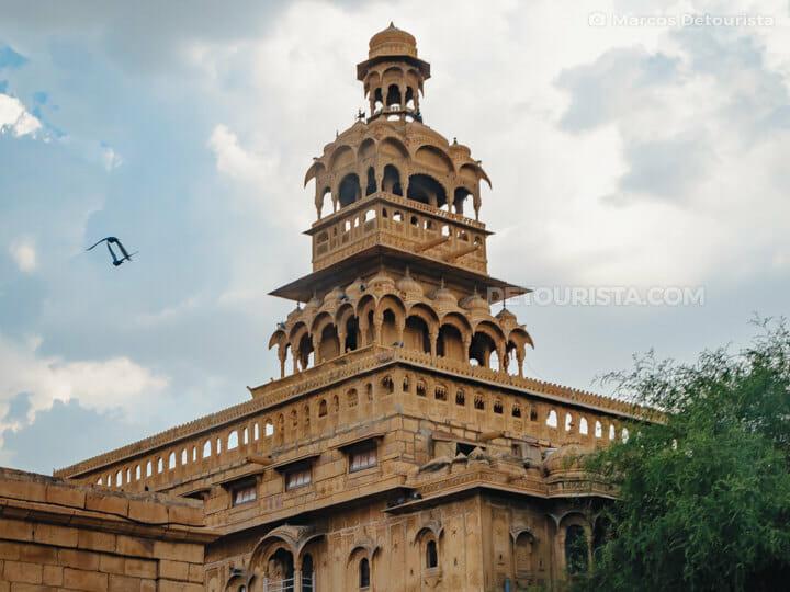 Tazia Tower & Badal Mahal , Jaisalmer