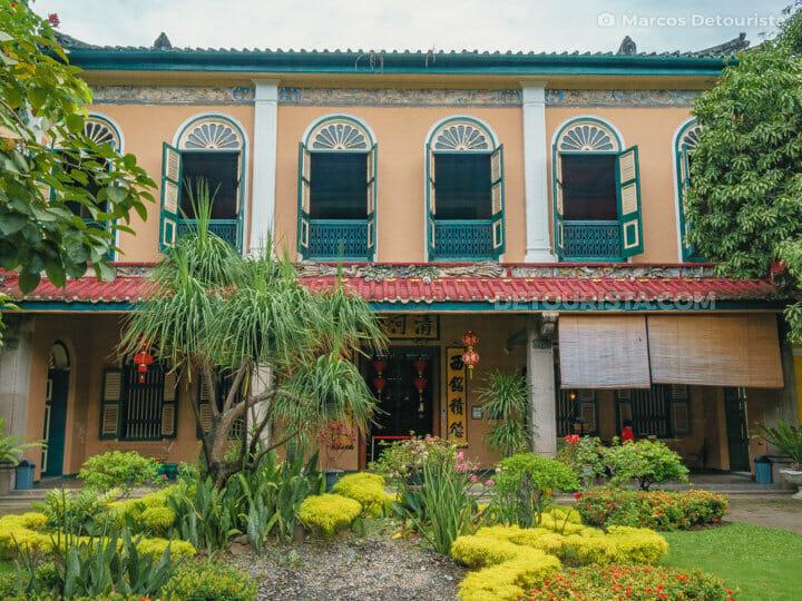 Tjong A Fie Mansion, Medan